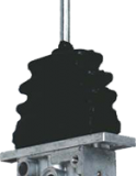 DAV1221 is a four-way compensating air-control valve for remotely controlling the metering action of pneumatic shift cylinders on industrial and mobile equipment. It is expandable to larger bankable configurations.