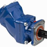 Muncie fixed displacement piston pumps are designed for higher operating pressures than traditional gear pumps.