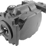 The Muncie PVL, PVJ and PVE Series are variable displacement piston pumps for use in closed center hydraulic systems.