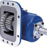 The SG Series single speed, single-gear PTO has the simplest design and fewest component parts of any Muncie PTO.