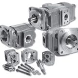 The Z Series hydraulic gear pumps offer rapid replacement for industry standard pump configurations.